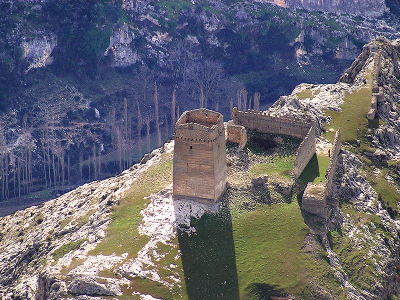 Castillo de Taibilla en Nerpio Castillo Taibilla 2