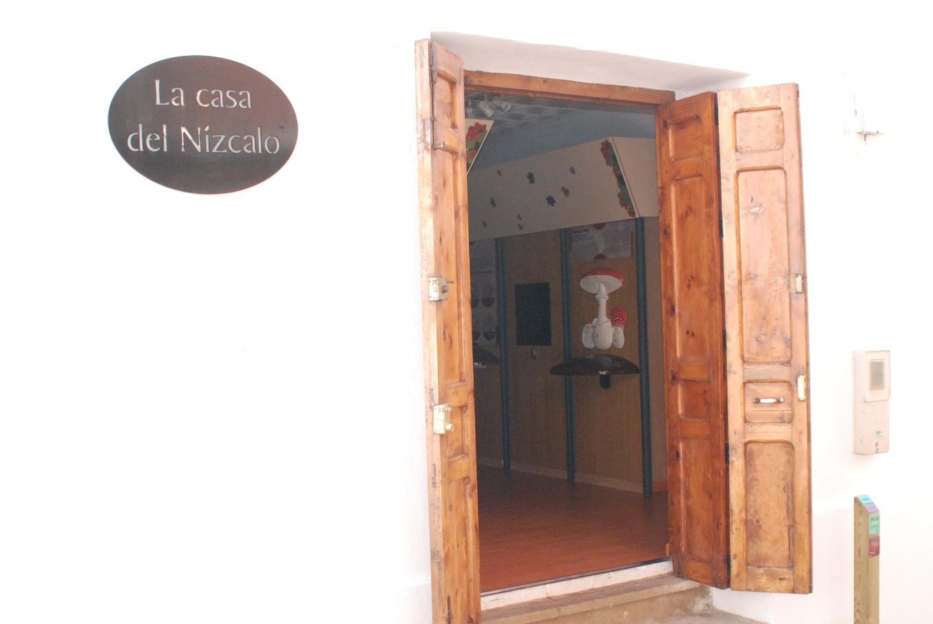 Museo del niscalo. Molinicos.  niscalo