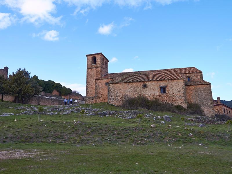 Iglesia del Espiritu Santo. Riópar Viejo.  Iglesia Riópar Viejo 3