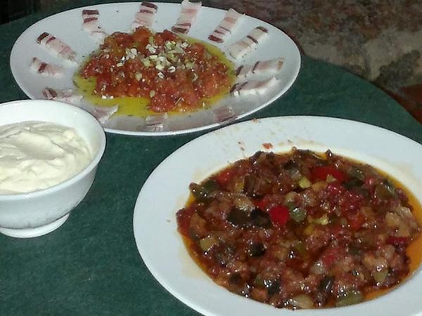 Restaurante La Toma del Agua