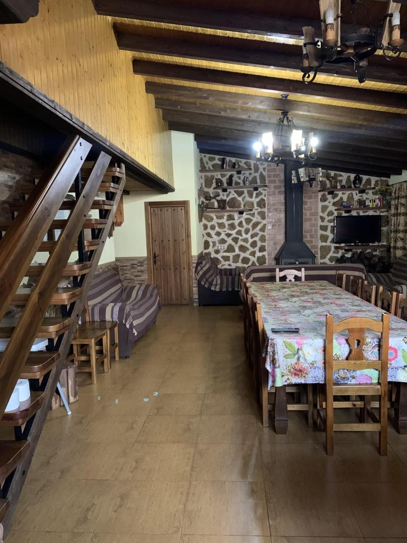 CR Las Tinajas de Morote Salon casa rural