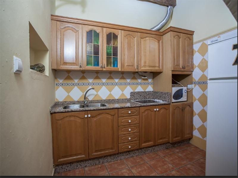 Casas rurales La Modada de Letur Cocina