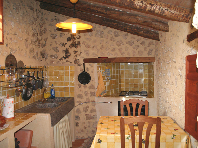 Casa rural la Toba de Lucas