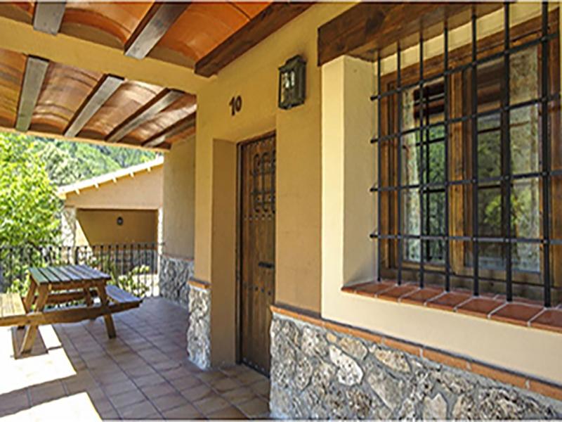 Casa Rural Batán del Río Tus Porche casa rural