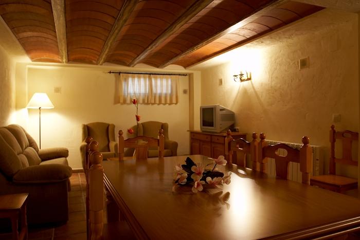 Casa rural municipales de Lietor