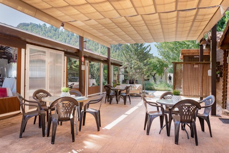 Complejo Rural Casa Barriga terraza