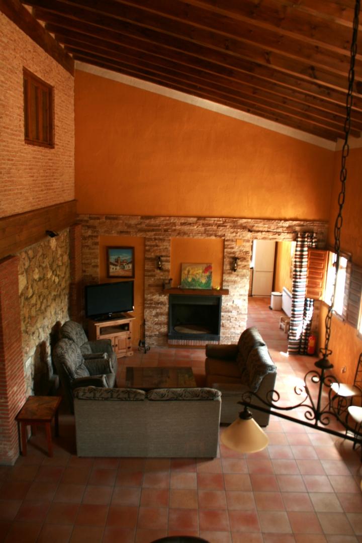 Casa rural Estrecho de los Huertos