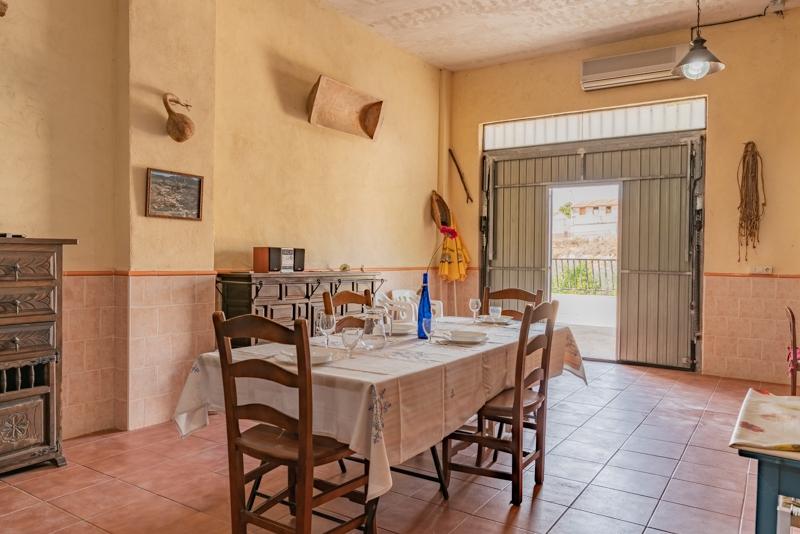 Casa Rural Los Guerrero Salon casa rural