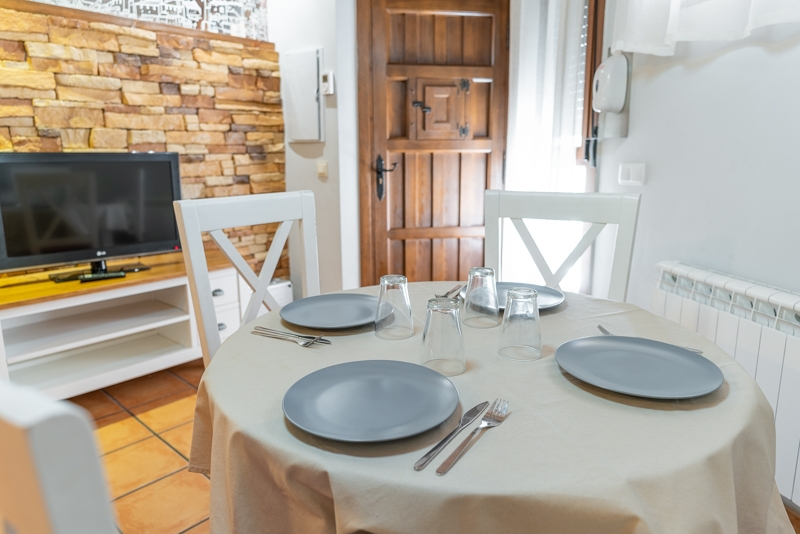 Casa rural Miralmundo  Salon casa rural