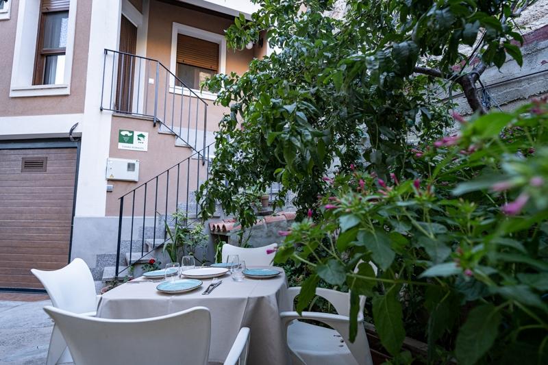 Casa rural Miralmundo  Terraza casa rural
