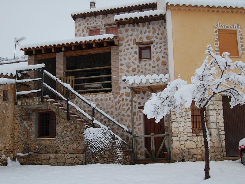 Casa rural El Callejón Exterior Casa Rural