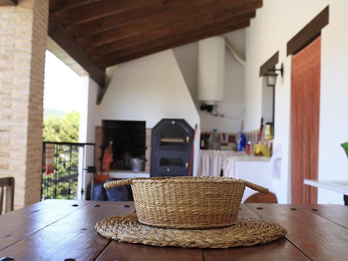 Casa rural el Abuelo Luis Porche