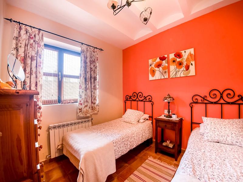 Casa Rural Riopar Green Habitacion dos camas