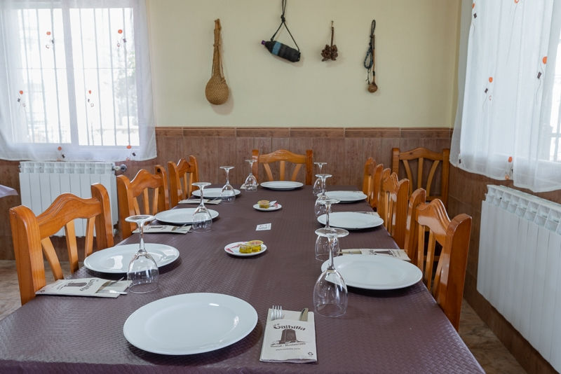 Hostal Restaurante Taibilla restaurante