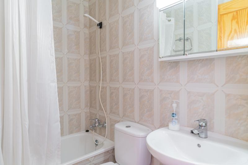 Hostal Restaurante Taibilla cuarto de baño