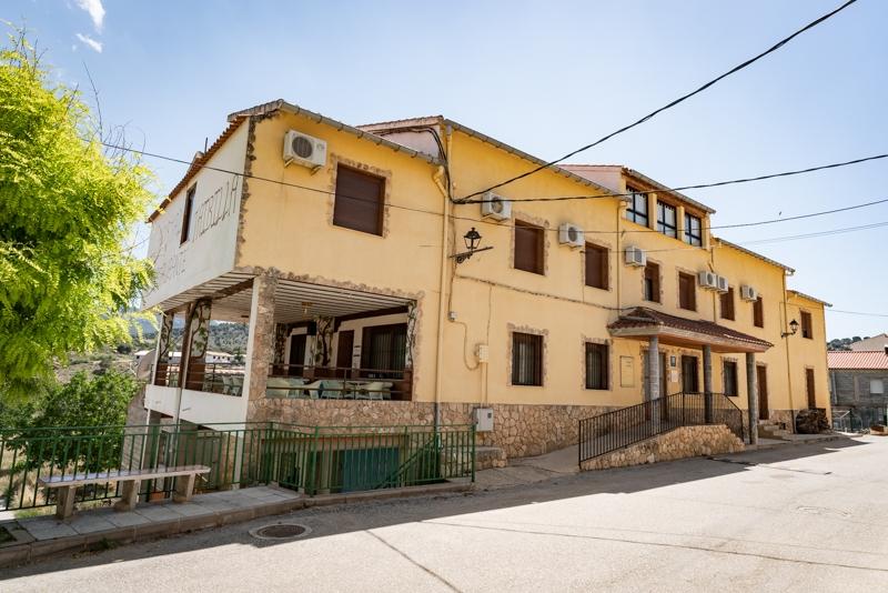 Hostal Restaurante Taibilla Exterior