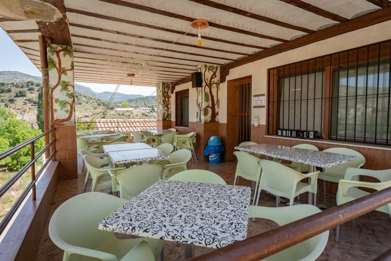 Hostal Restaurante Taibilla vistas desde el restaurante