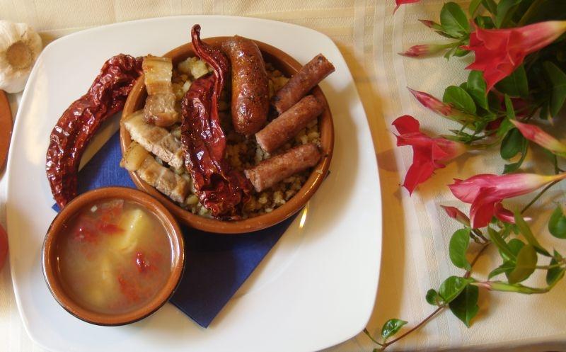 Restaurante La Artezuela migas