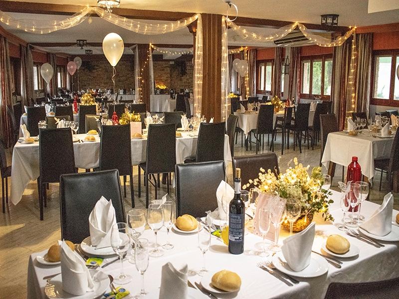 Hotel Felipe II Restaurante