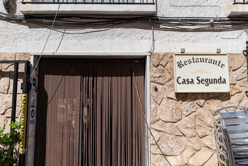 Restaurante Casa Segunda Exterios Casas Segunda