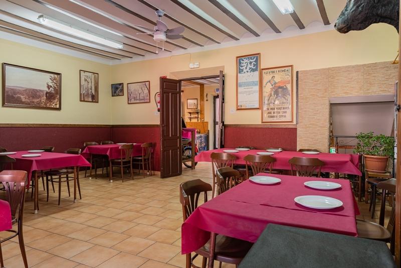 Restaurante Casa Segunda Interior Casa Segundas