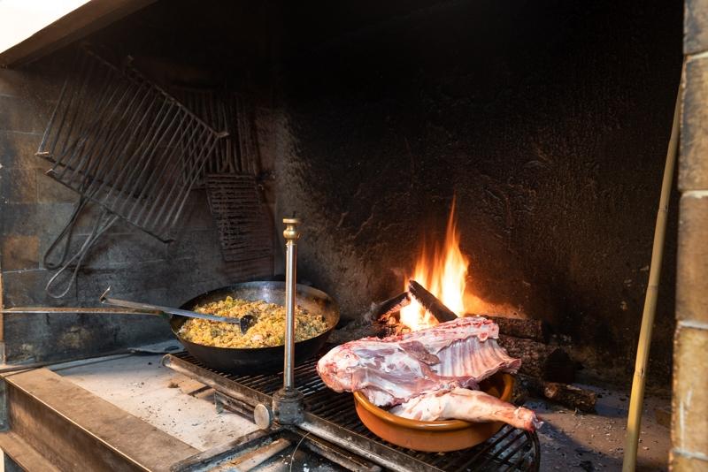 Restaurante Casa Segunda Especialidad en carne a la brasa
