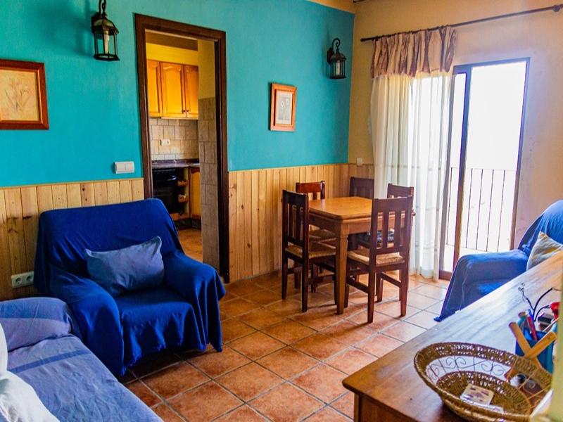 Casas rurales La Modada de Letur Salon casa rural