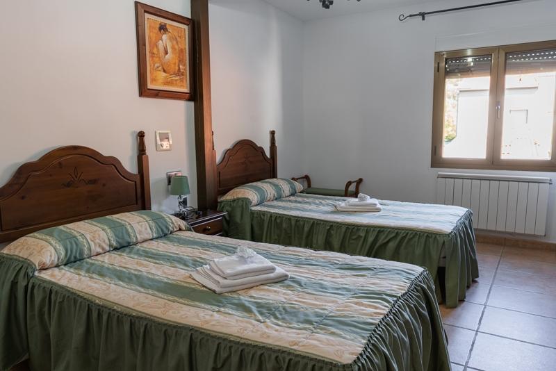 Hostal-Restaurante Venta Laminador habitación hotal
