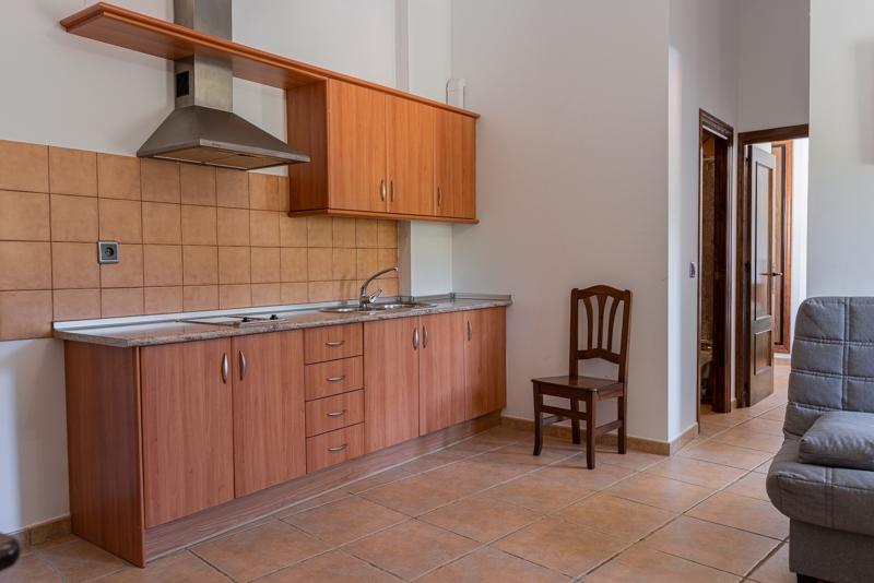 Hostal-Restaurante Venta Laminador cocina apartamentos