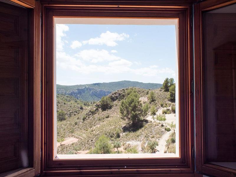 Parajes La Lobera Vistas desde la ventana